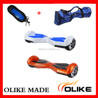 Smart Driving auto balance scooter with bag and key hands free Scooter Board Balance 2 Wheel for children new products