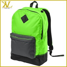 Fashion Stylish Fancy backpack, Two compartment with earphone hole
