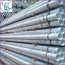 Large Inquiry Galvanized Steel Pipe 2012