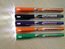 promotional LED ball pen/plastic ball pen