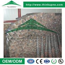 Especializada en la producción de impresión de anclaje tela tornillo de acero del ancla de tierra