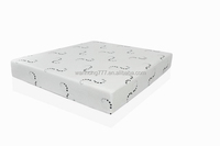 Mattress KW001 100% Polyurethane Visco Elastic Memory Foam Mattress Wholesale