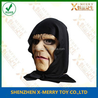 X-MERRY Wicked Witch Foam Latex Mask Cosplay Halloween Masks