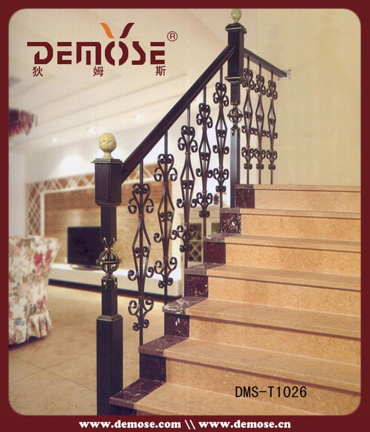 Pasamanos hierro forjado para escaleras simple hierro for Escaleras caracol sodimac