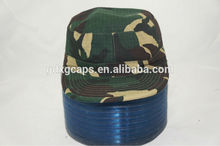 China diferentes tipos de india gorra militar