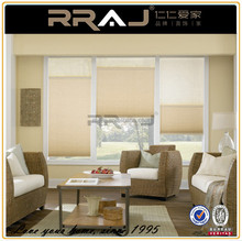 White/ Red Window Blinds with Automatic System