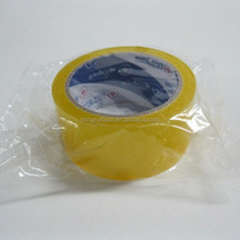 Non bubble &Crystal sealing clear tape 48mm x 90yd
