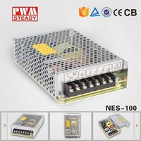 NES-100-48 48VDC 2.3A 100W 12v 24vdc Industrial AC-DC LED Switching Power Supply