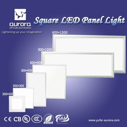 2015 hot sales 36W flat lights led panel constant current with CE,RoHS
