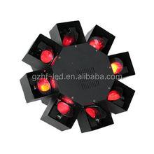 120pcs 5mm Ultra Bright LED Eight Claws Scan DJ Light