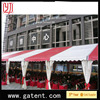 HARBIN cheap UV-resistant waterproof prevent snow double PVC fabric polycarbonate polycarbonate awning for wedding