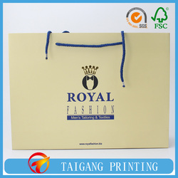 FSC Customized Luxury Recycle Cheap Shopping Paper Bag,Paper Shopping Bag,Paper Bag Price