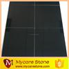 2015 hot sale new Shanxi black granite tile
