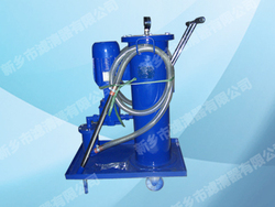 Luc Low Costs And High Oil Output Waste Oil Treatment Machine