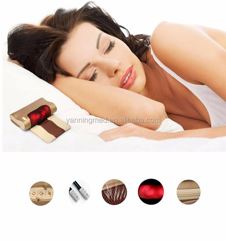 air inflatable massage pillow cushion