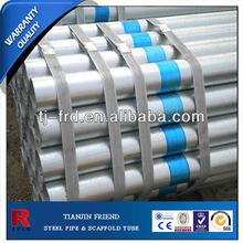 EN39 scaffolding steel pipe