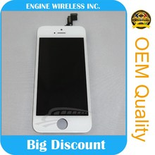 China wholesale cell phone repair part for front lcd screen for iphone