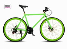 2015 Hot sell steel frame and alloy wheel road bike road bicycle