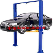 movable lifting equpment/ magnetic weights lifting of car lift with CE