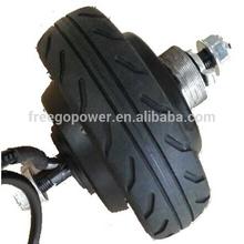 silla de ruedas eléctrica motor de 36v 250w gearless sin escobillas de motor de corriente continua