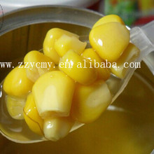 Canned sweet corn in preserved vegetables sweet corn production for Vietnam
