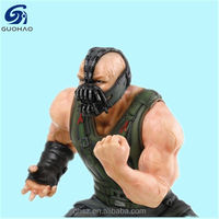 2015 new style batman the dark knight 1 : 9 scale model kit bane action figure