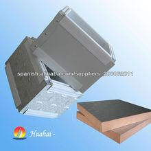 HVAC conducto de ventilación del panel