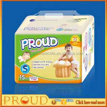 Soft Cotton Disposable Baby Diaper