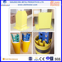 easy move and portable plastic upright protector for the Chemical factory