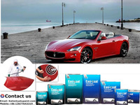 High gloss and excellent covering car spray paint colors