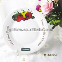 ceramic plates you decorate,watermelon ceramic plate,decorative ceramic plate