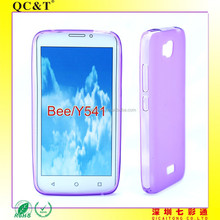 Mobile Phone Lowest price Soft TPU Pudding Case Cover for Huawei Bee Y541