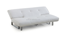 Multifunction Foldable white sofa Bed For Bedroom