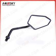 Haissky New design motorcycle mirror turn signals for Wholesale Motorcycle Parts