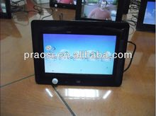 sensor digital frame 8'' Saving electricity and very convenient