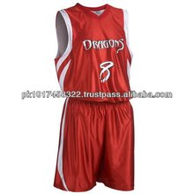 Dry fit basketball uniforms