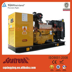 Soundproof Power Generator 50KW Natural Gas Home Generator