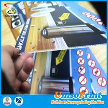 keep long time under UV UV print polycarbonate hollow sheet