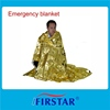 survival kits emergency thermal blanket for gift