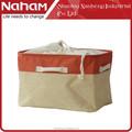 Naham 2015 élégant pp. linge vêtements de stockage panier avec draw string
