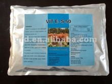 VIT E-S50 veterinary drugs vitamine E for various animals