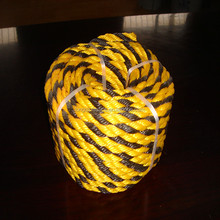 Japanese sine rope named tiger rope UV resistant protected hdpe rope