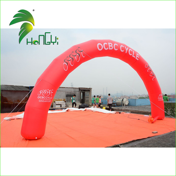 inflatable arch with custom design (5)