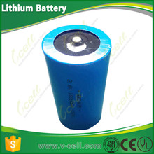 Lithium Battery 3.6V 18000mAh D size ER34615 with UL/CE certified