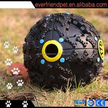 plastic dog food snack ball,ball shaped dispenser ball