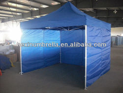 folding outdoor tent/tent fabric