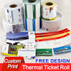 High Quality Thermal Tickets Paper Roll and Printed POS till paper