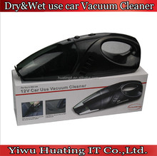 90W dry&wet auto dust vacuum cleaner, 12V powerful car vacuum cleaner