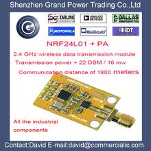 (Hot Offer) nRF24L01+ PA+LNA 22dBm 2.4GHz