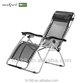Foldable chaise lounge chair outdoor aluminum foldable for Big and tall chaise lounge
